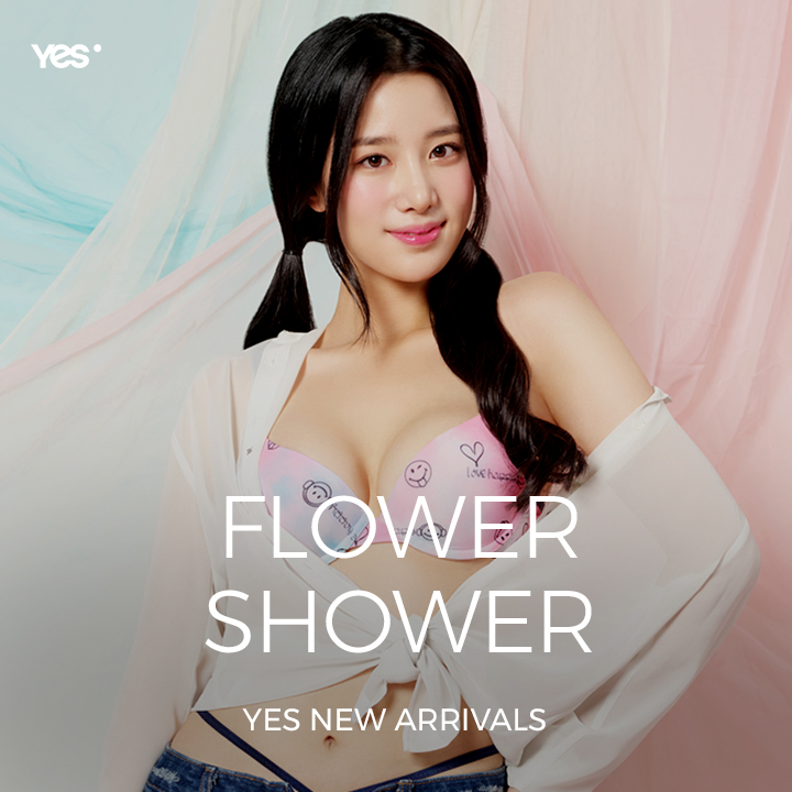 YES 20'S Spring~ FLOWER SHOWER