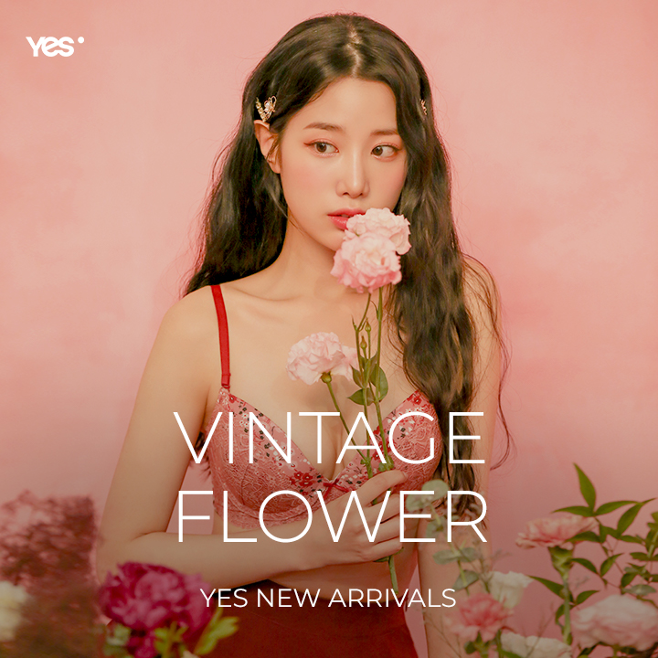 YES 9월 NEW : VINTAGE FLOWER